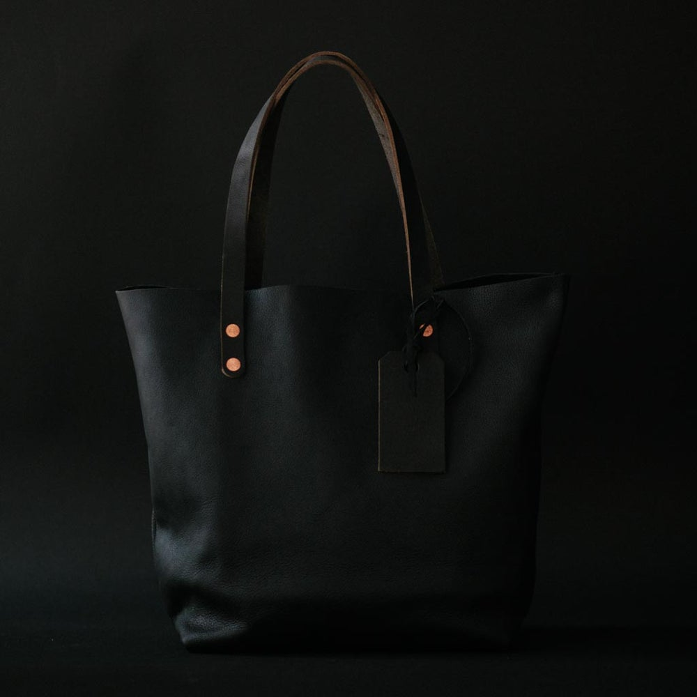 Image of Black Kodiak Tote