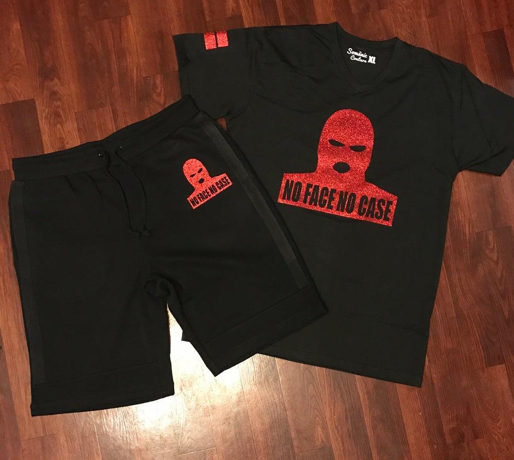 Image of Men NoFaceNoCase Short /W Shirt