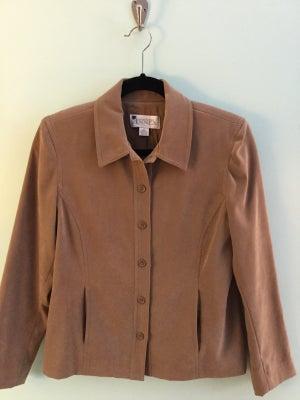 Image of bridgewater tan skirt suit