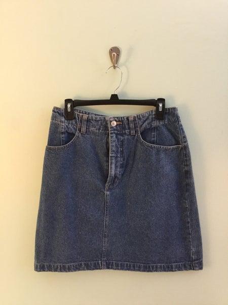 Image of Dockers denim skirt