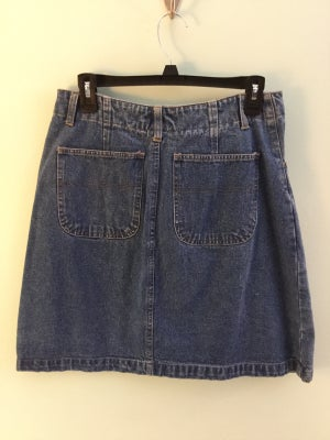 Image of Dockers denim skirt