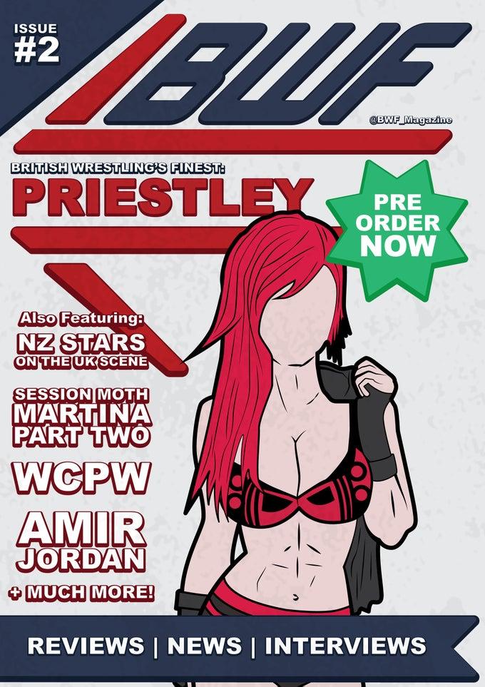 Image of BWF Magazine 2