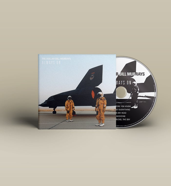 "Image of ""Always On"" EP - CD"