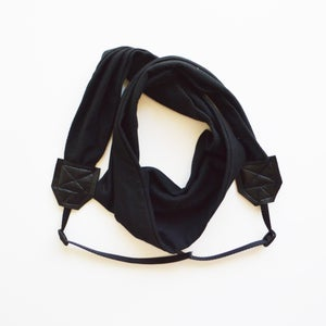 Image of Camera Strap Soft Knit Fabric Top Photographer Gift 2017