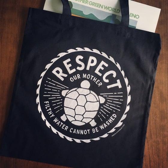 Image of Respect Our Mother Tote
