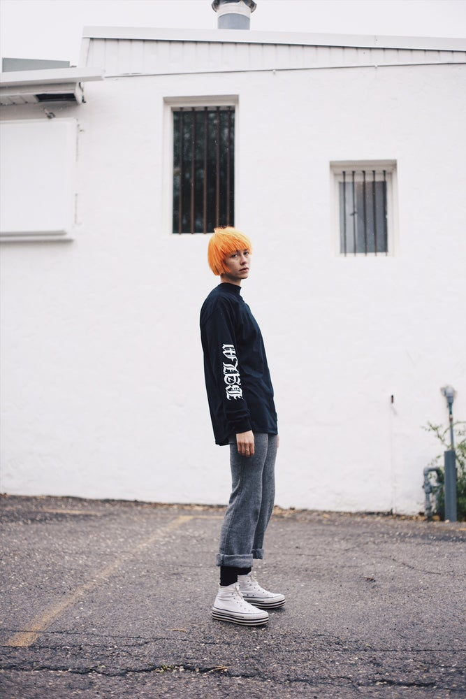 Image of BALM LONG SLEEVE TEE