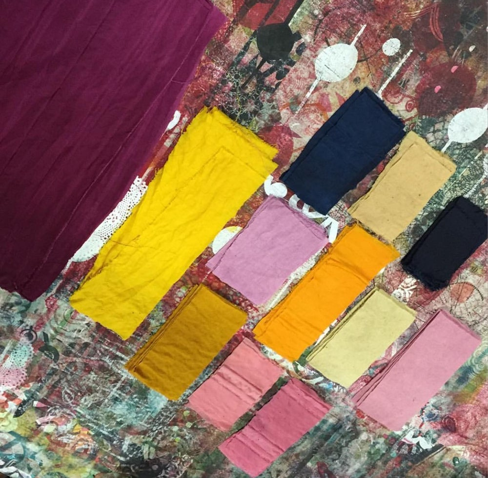 Image of ECO DYEING ....Saturday May 27th 2-5pm 2017