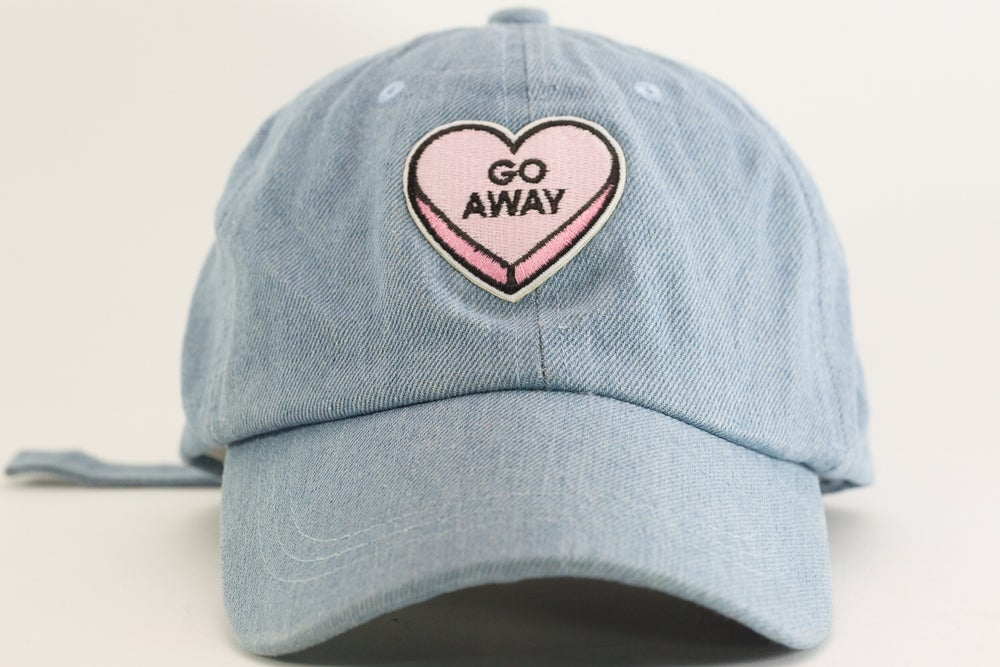 "Image of ""Patch Work"" Dad Hat"