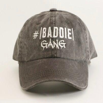 Image of Baddie Gang - Dad Hat LAST IN STOCK
