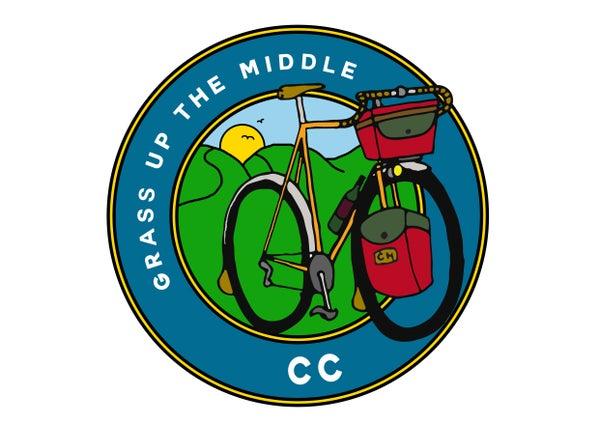 Image of Enamel badge