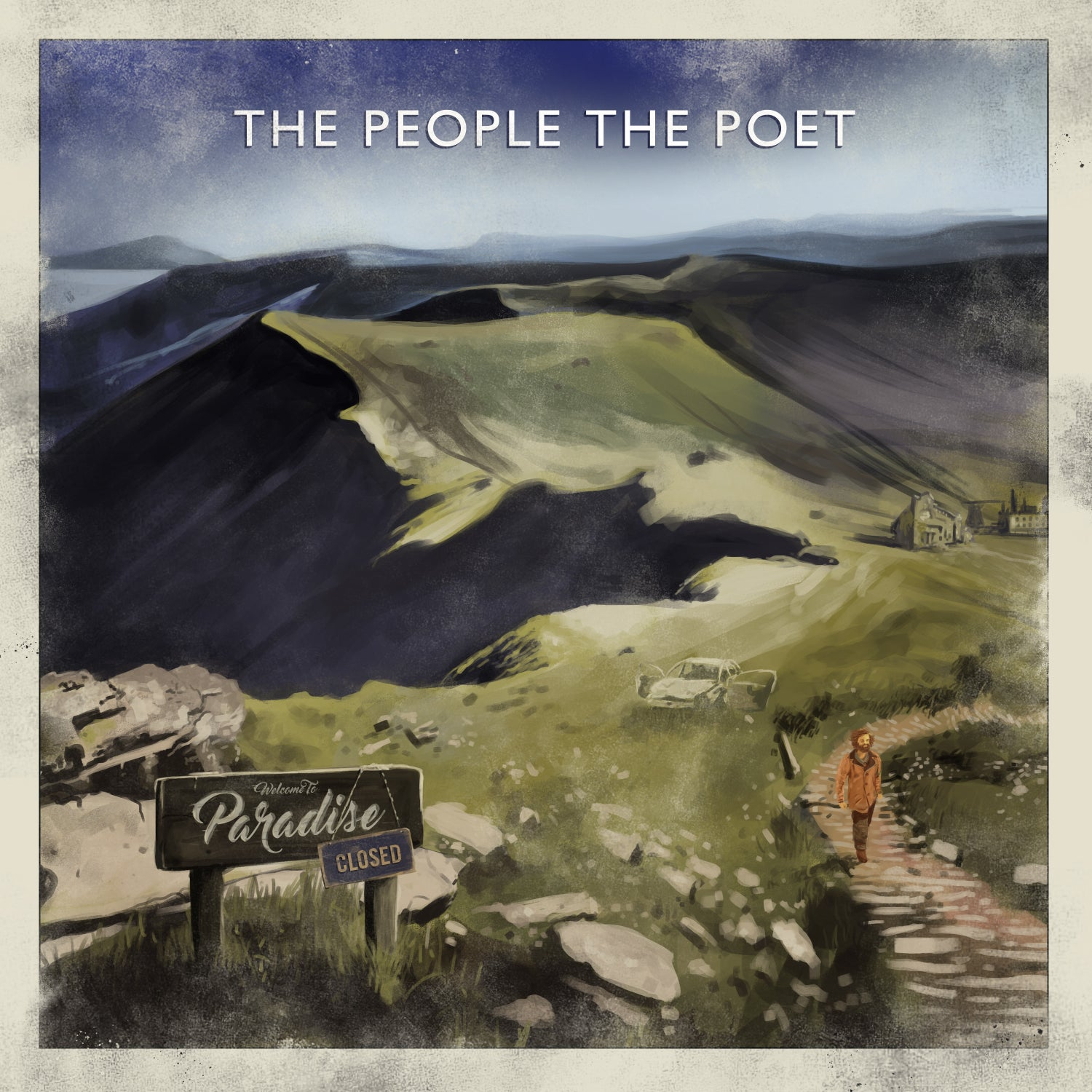 Image of The People The Poet - Paradise Closed Deluxe Edition Pre Order