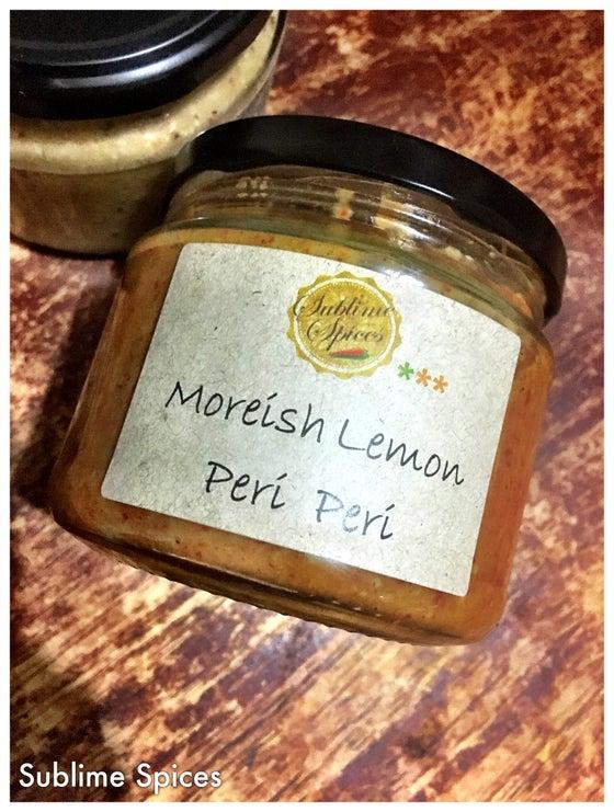 Image of Moreish Lemon Peri Peri Sauce 3rd place 2017