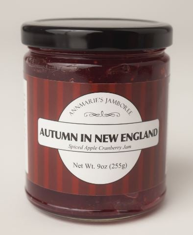 Image of Autumn in New England Jam, 9oz jar