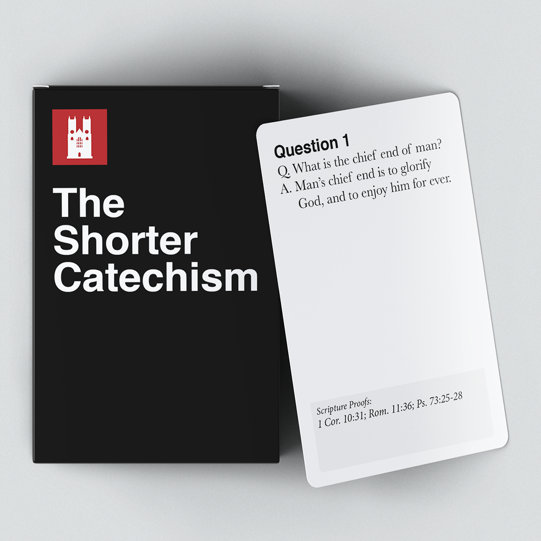 Image of The Shorter Catechism Deck™