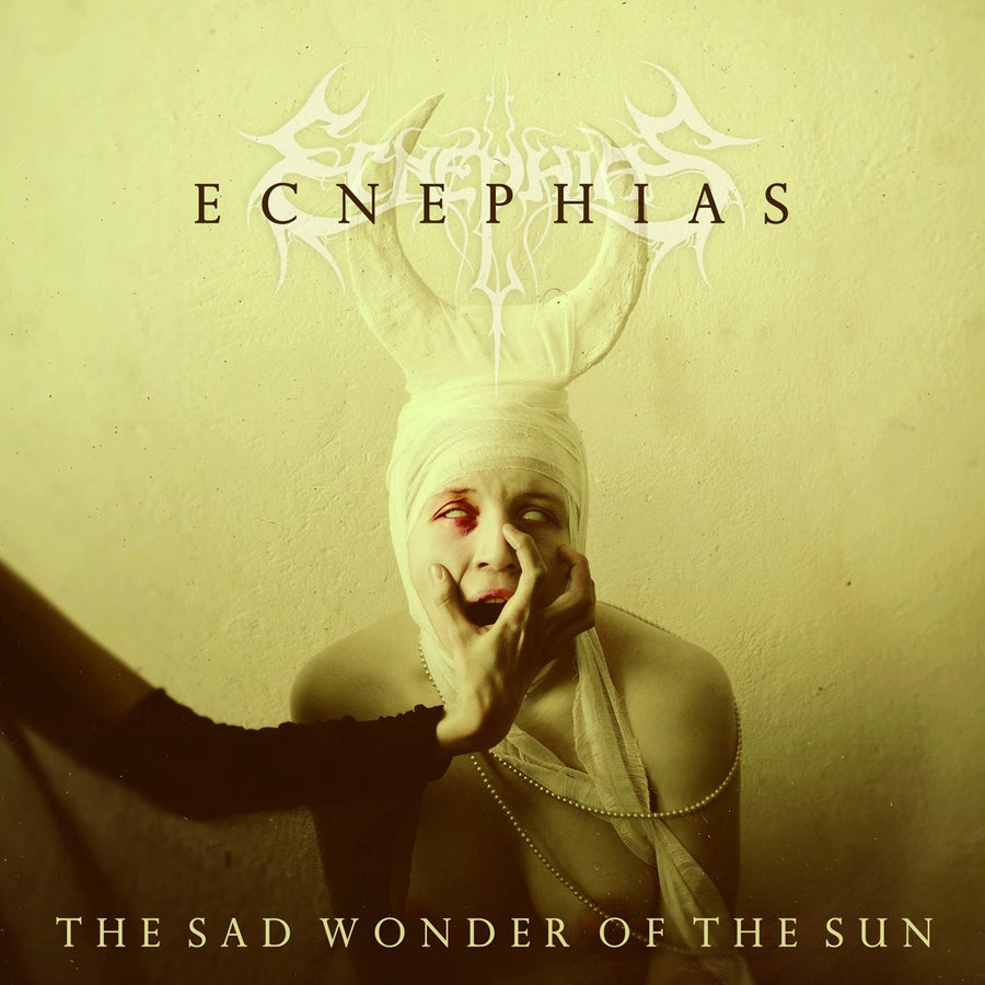 "Image of ECNEPHIAS ""The Sad Wonder Of The Sun"" CD"
