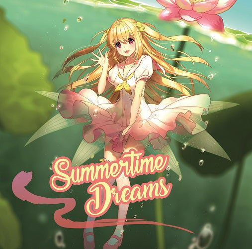 Image of Summertime Dreams [CD]