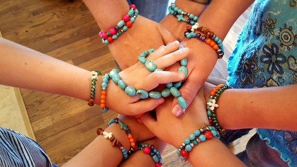 Image of Beaded Stretch Bracelets