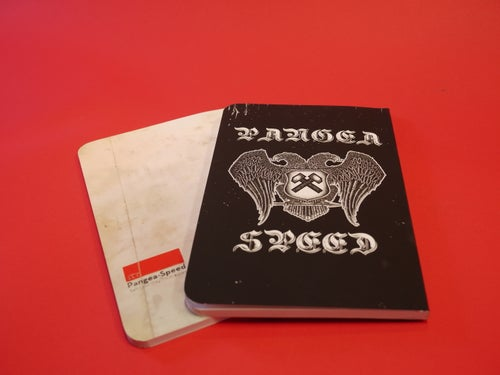 Image of Project Record Book