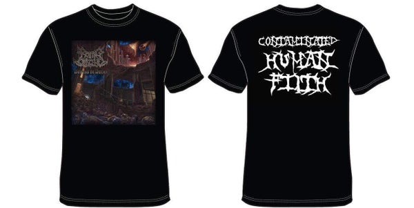 Image of Depths of decay shirt