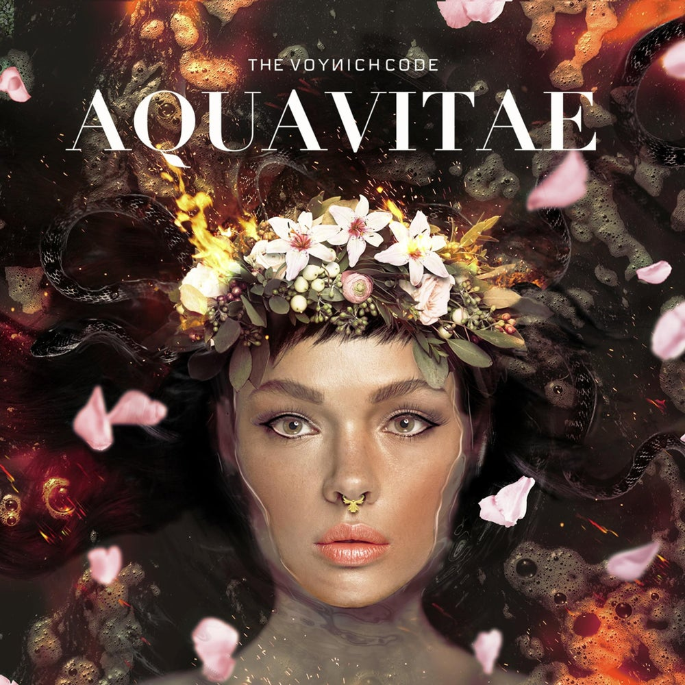Image of The Voynich Code - Aqua Vitae (Digipak)