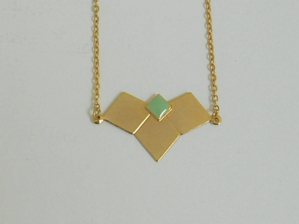 Image of ORIGAMI - Collier
