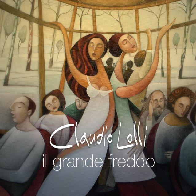 Risultati immagini per Il grande freddo Claudio Lolli