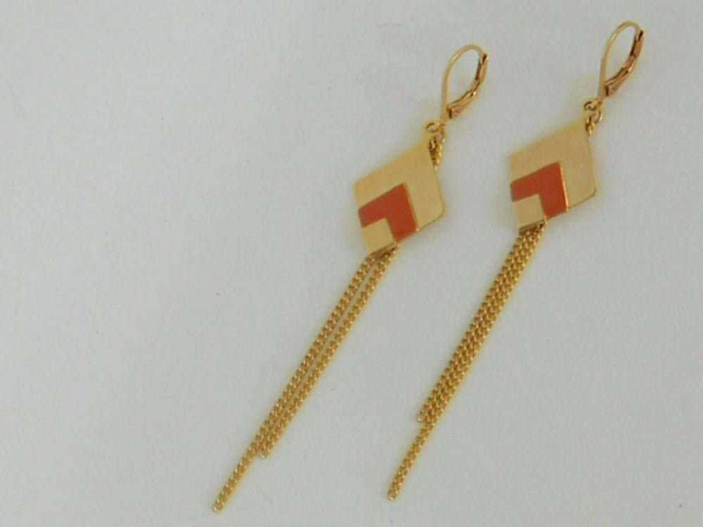 Image of TRIO (grande) - Boucles d'oreilles