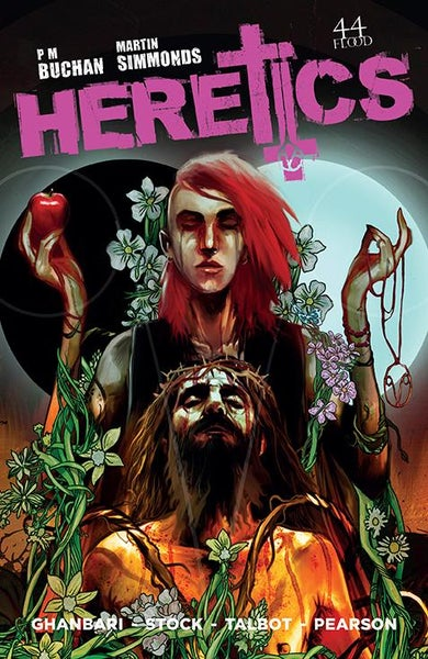 Image of HERETICS #0 (Signed Edition)