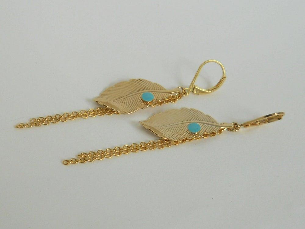 Image of BIRD - Boucles d'oreilles