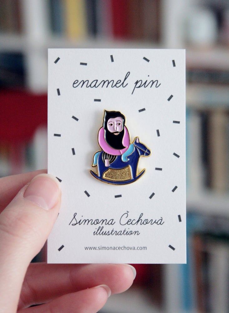 Image of Enamel pin