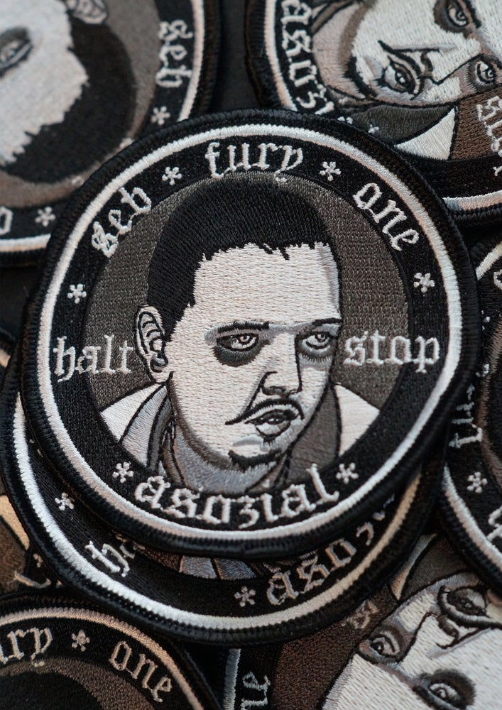 Image of HALT STOP Patch
