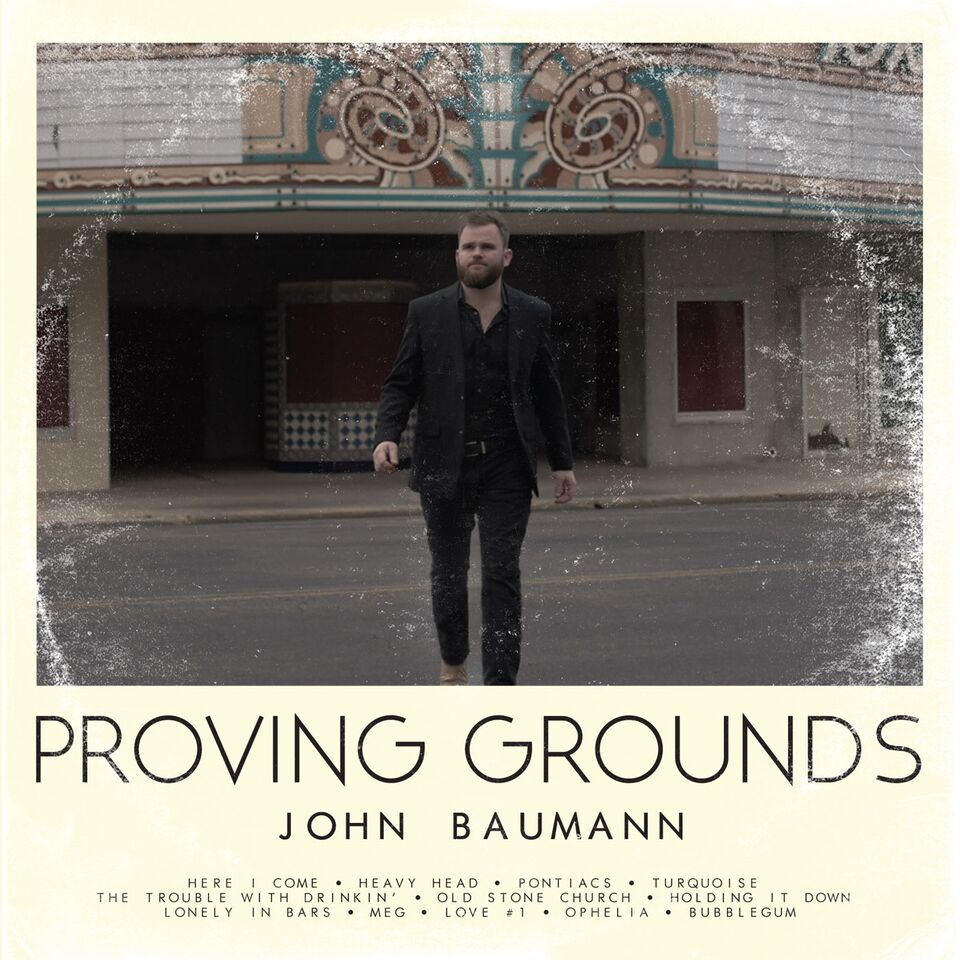 Image of PROVING GROUNDS