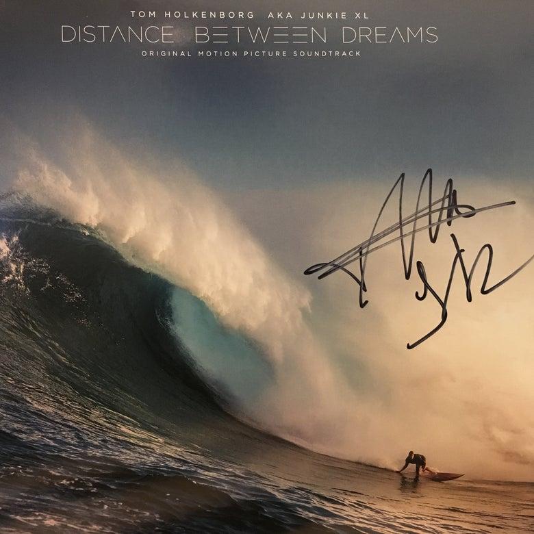 Image of Distance Between Dreams - Tom Holkenborg AKA Junkie XL *SIGNED VINYL*