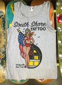Image of SSTC PATRIOT SUMMER TANK TOP-Grey