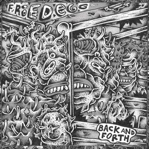 Image of FRIED EGG - BACK AND FORTH EP