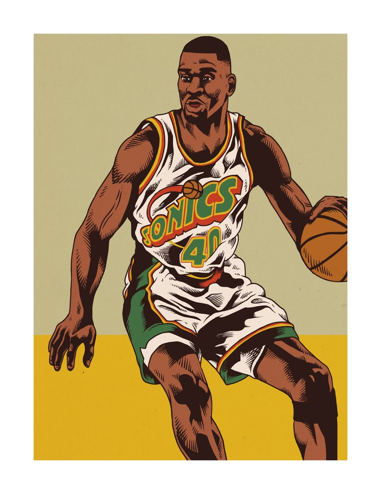 Image of Shawn Kemp