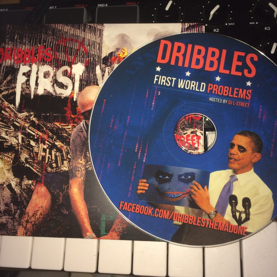 Image of Dribbles - First World Problems