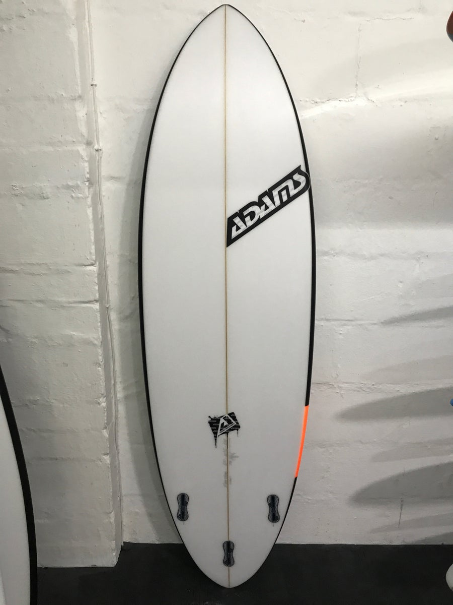 Image of ADAMS HYPRO 6'2 x 20 3/4 x 2 3/4 39.7 litres