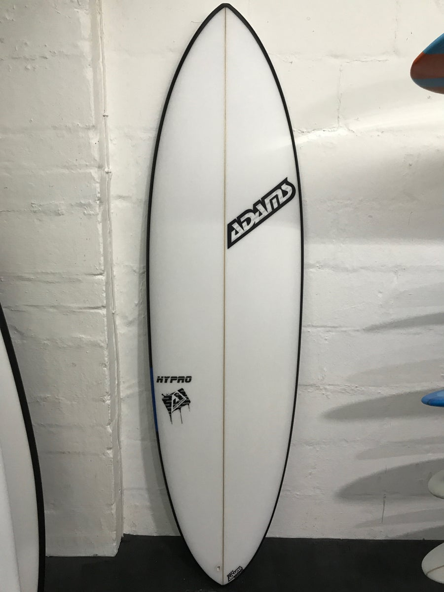 Image of ADAMS HYPRO 6'6 x 21 1/2 x 3. 48.8 litres