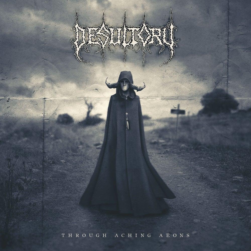 """Image of DESULTORY """"Through Aching Aeons"""" Gatefold LP"""