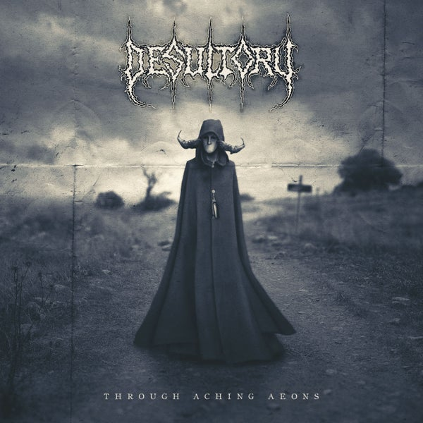 "Image of DESULTORY ""Through Aching Aeons"" Gatefold LP"