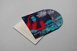 Image of The Wonder Stuff Diaries '90 - '91, The Wonder Stuff Diaries '92 - '94 & Demo Album CDs