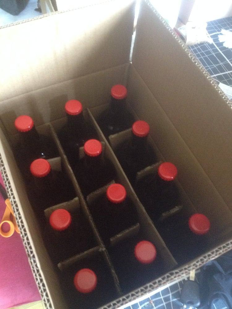 Image of Box of (12) bottles Delivered to your door