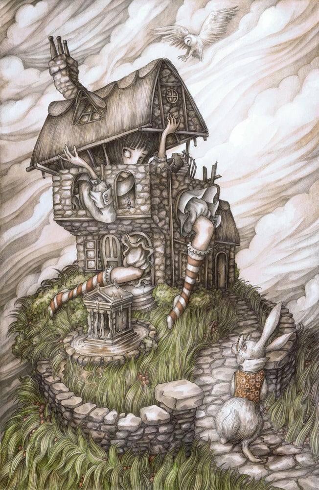 Image of 'Rabbit House' by Adam Oehlers