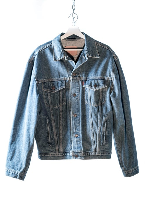 Image of Levi´s Denim Jacket Mid Blue