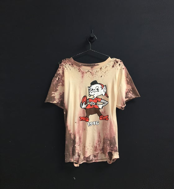 Image of MXM Browns T-shirt