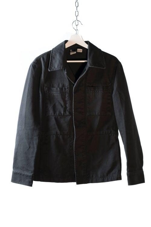 Image of Armani Black Workers Jacket