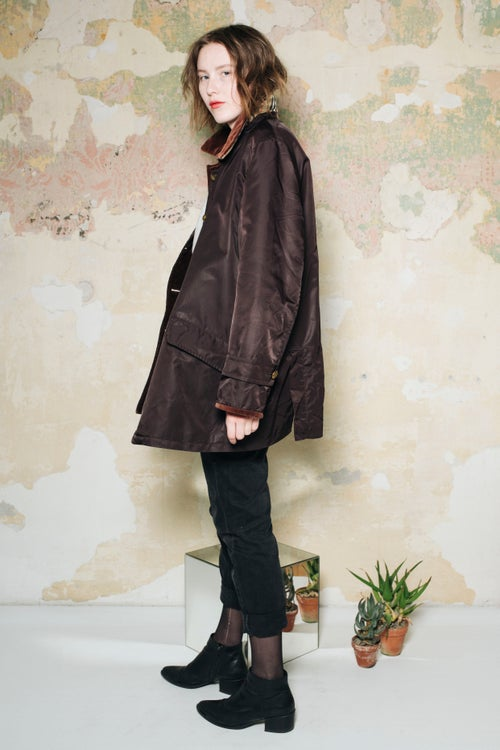Image of Burberry Hunting Coat