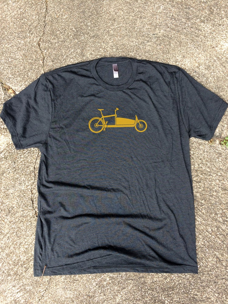 Image of BakFiet Tee (White or Athletic Gold)