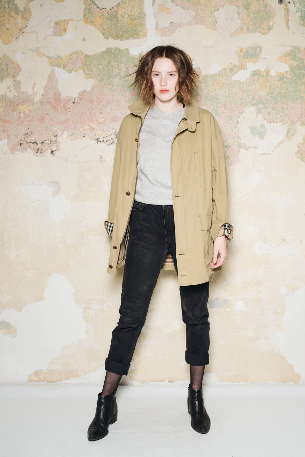 Image of Burberry Classic Trench Coat